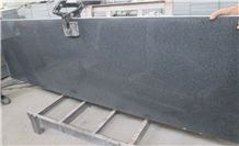 Chinese Pandang Dark Granite, G654 Grey Granite Small Slab,G654 Granite,China Impala Black Granite,Sesame Black Polished Slabs & Tiles