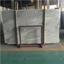 Cloudy Onyx Marble Slabs and Tiles, Ice Century Marble Slabs and Tiles, Light Blue Marble