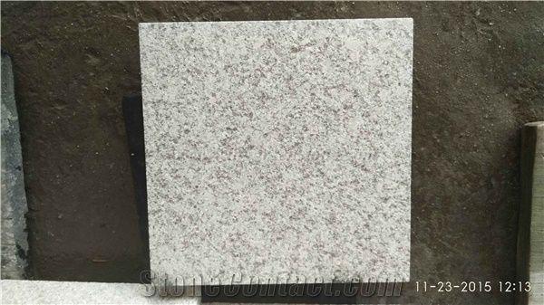 G603 Granite Tiles China Grey Granite Sesame White Light Gray