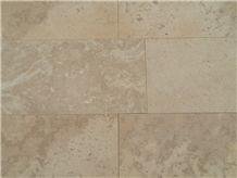 Massangis Jaune Limestone Floor Tiles & Slabs, Beige Limestone Floor Tiles, Wall Tiles
