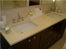 Jerusalem Bone Honed Vanity Top