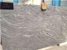 Iskcon White Granite Slabs