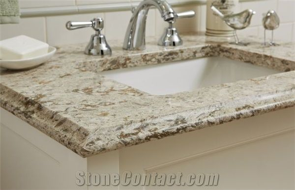 Quartz Stone Vanity Tops Engineered