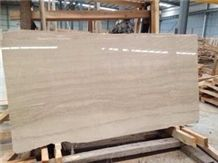 Straight Vein Marble Tile & Slab for Wall Floor