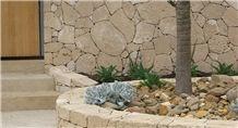 Western Australian Biscuit Limestone Dry Wall