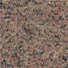 Zheltau 3, Zheltau Red Granite Tiles & Slabs, Polished Floor Tiles, Walling Tiles
