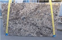 Blue Flower Granite Slabs
