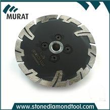 Dry Cut Segmented Diamond Saw Blade for Concrete/Granite/Marble
