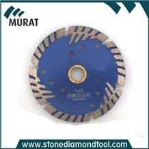 Teeth Protected Diamond Cutting Blades for Granite and Engineer Stone