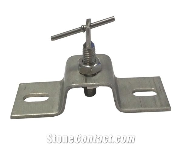 Wall Cladding Anchor Vtz-01 / Z Stone Fixing Anchor / Fixing Systems
