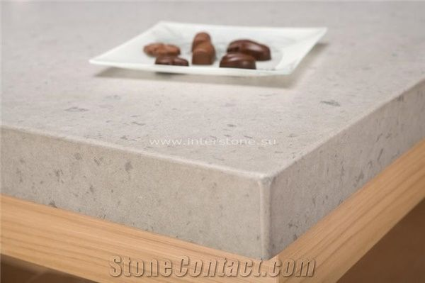 4030 Oyster Caesarstone Bathroom Vanity Tops From Russian Federation Stonecontact Com