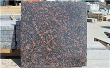 Dymovsky Granite Tiles & Slabs, Brown Polished Granite Floor Tiles, Walling Tiles