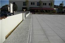 Granit Silver Walkway Pavement Slabs