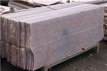 Korday Granite Slabs, Tiles, Red Polished Granite Floor Tiles, Flooring Tiles