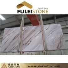 Palissandro Classico Marble Slabs & Tiles, Italy White Marble