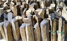 Columns, Marble Monolith for Garden
