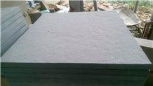 Vietnam Grey Sandstone Flamed Tiles