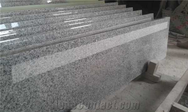 China Grey Granite Outdoor Steps Staircase Building Stone