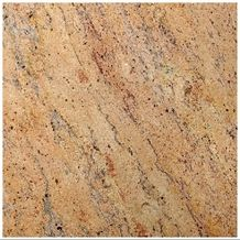 Indiano Gold Granite Tiles & Slabs, Yellow Polished Granite Floor Tiles, Wall Tiles
