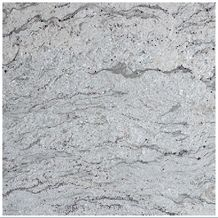 Juparana Bianco Granite Tiles & Slabs, White Polished Granite Floor Tiles, Wall Tiles