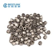 Diamond Wire Rope Beads for Quarrying Stone, Diamond Rope Accessories Beads, Diamond Wire Tools Beads