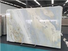 Fantasy Blue Marble, New Materials High a Grade Marble Polished Slabs & Tiles