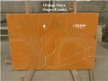 New Production Orange Onyx Super Exotic Orange Bojnord Tile & Slab,Bojnord Onyx,Bojnord Orange Onyx,Onice Nuvolato Extra,Onice Orange,Persia Onice Arancio a Grade Material