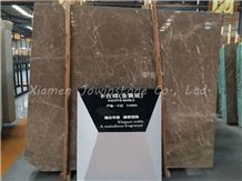 Polished China Kazoffie Marble Tiles & Slabs, China Brown/Coffe Marble for Wall, Flooring, Skirting, Etc.