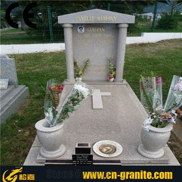Granite Cheap Tombstone Headstone Weeping Angel Headstone