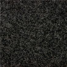 Indian Impala Black Granite Tiles & Slabs, Black Polished Granite Floor Tiles, Flooring