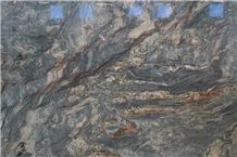 Verde Fusion Granite Tiles & Slabs, Green Granite Floor Tiles, Flooring Tiles
