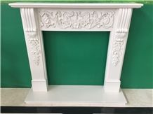 Artifical Marble Fireplace Surrounds, Mantels