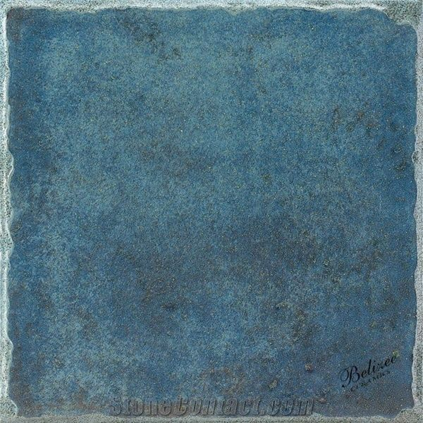 Barthroom Porcelain Tile China Blue