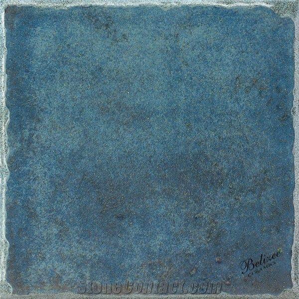 Barthroom Porcelain Tile China Blue Porcelain Tile