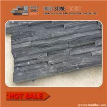 Cultured Stone, Ledge Stone Siding,Stone Wall Veneer Stone,Blue Black Slate Cultural Stone