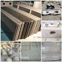 Baltic Brown Granite Countertops, Granite Vanitytop, Granite Vanitytop