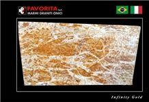 Infinity Gold Granite Slabs