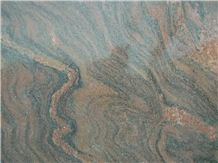 Hebei Multicolor Granite, Red Galaxy River Polished Slabs & Tiles, Best Material for Tops and Tombstones