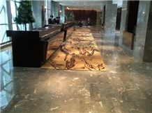 Blue Coral(Marble) Marble Tiles & Slabs Marble Skirting Marble Wall Covering Tiles Marble Floor Covering Tiles Marble
