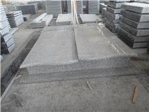G623 Granite Tombstone & Monument