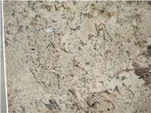 Competitive Price for Brazil Golden Cremar Granite,Polished Small Slab & Tile