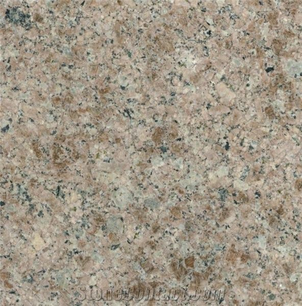 Hot Ing Almond Mauve Granite Slabs Tiles China Pink