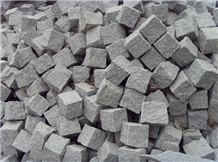 Cheap Light Grey Granite G602 Granite Cube Stone