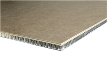 Lightweight Engineered Porcelain Honeycomb Panels