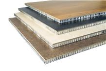 Lightweight Porcelain Honeycomb Panels