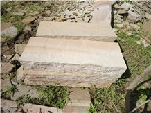 Sandstone Camel Dust Steps, Brown Sandstone Stairs & Steps