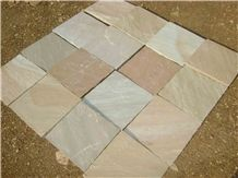 Sandstone Camel Dust Tiles & Slabs, Brown Sandstone Flooring Tiles, Walling Tiles