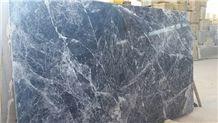 Blue Storm Marble, Marmol Blue Storm Slabs , Grey Polished Marble Floor Tiles, Wall Tiles