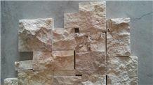 Chinese Hot Sale Yellow Limestone Tiles, Yellow Sun Limestone