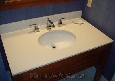 Countertops Vanity Tops White Quartz